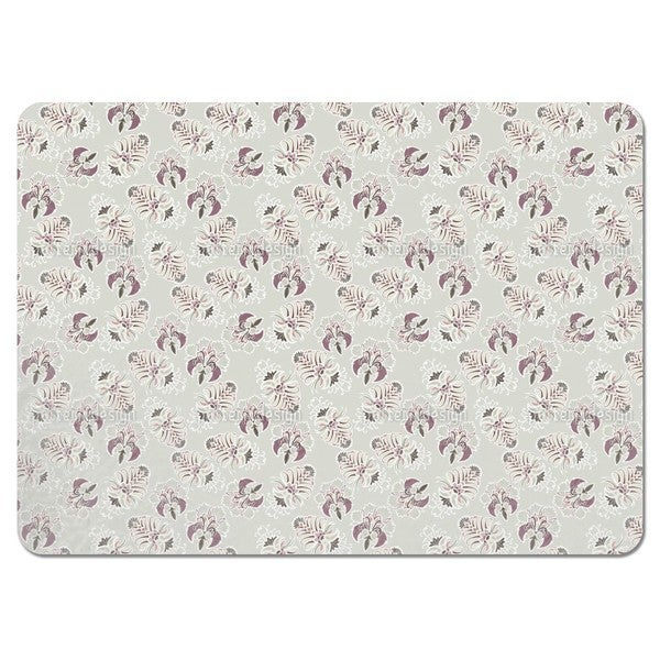 Lush Flora Pastel Placemats (Set of 4)