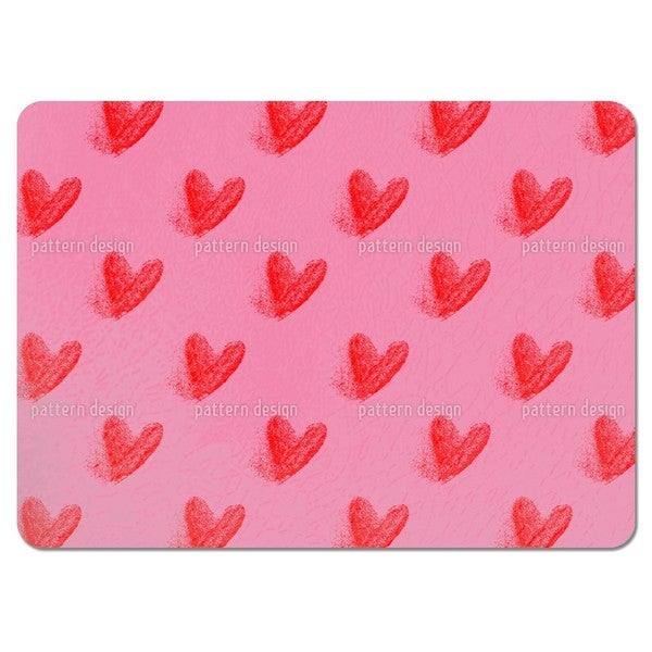 When Hearts Fade Placemats (Set of 4)