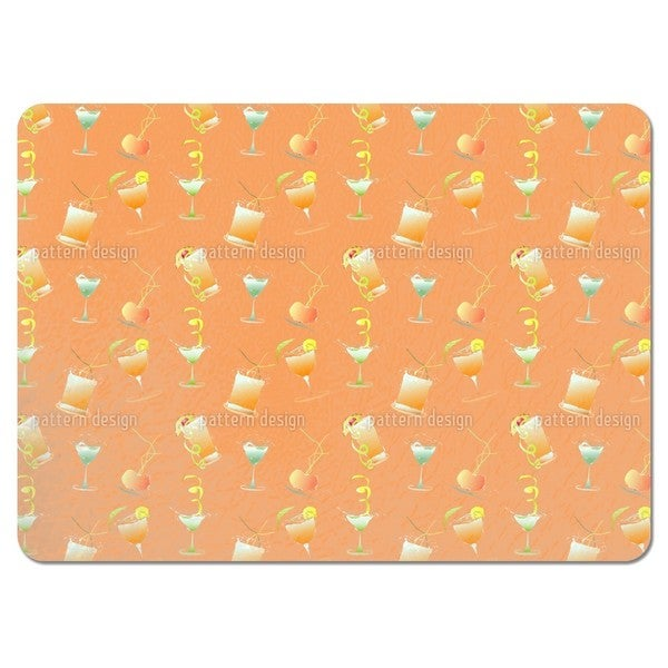 Happy Hour Placemats (Set of 4)
