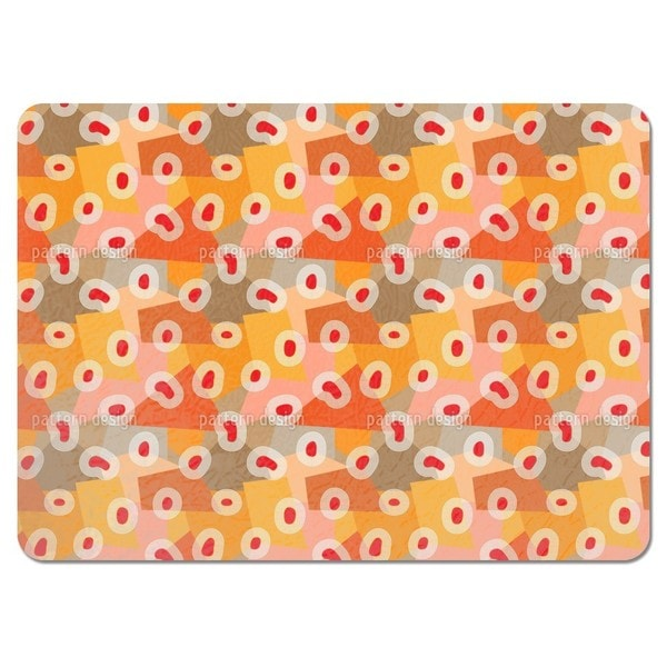 Des Islands Placemats (Set of 4)