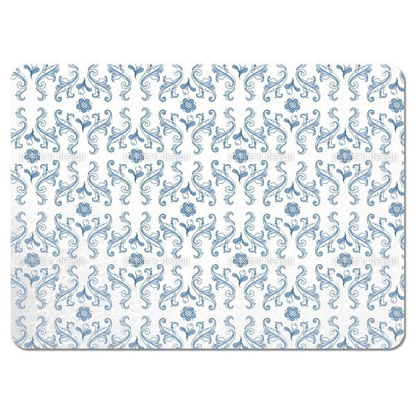 Barocko Folk Blues Placemats (Set of 4)