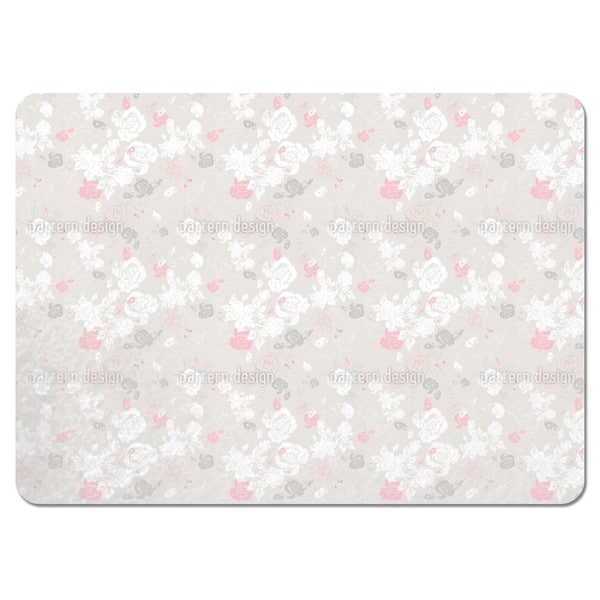 A Touch of Roses Placemats (Set of 4)