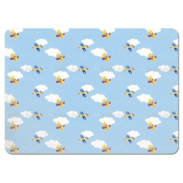 In Flight Placemats (Set of 4)