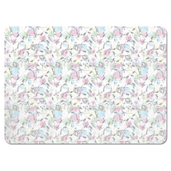 Bird Fantasy Placemats (Set of 4) 20797520