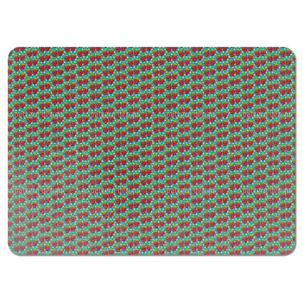 Kawaii Strawberry Placemats (Set of 4)