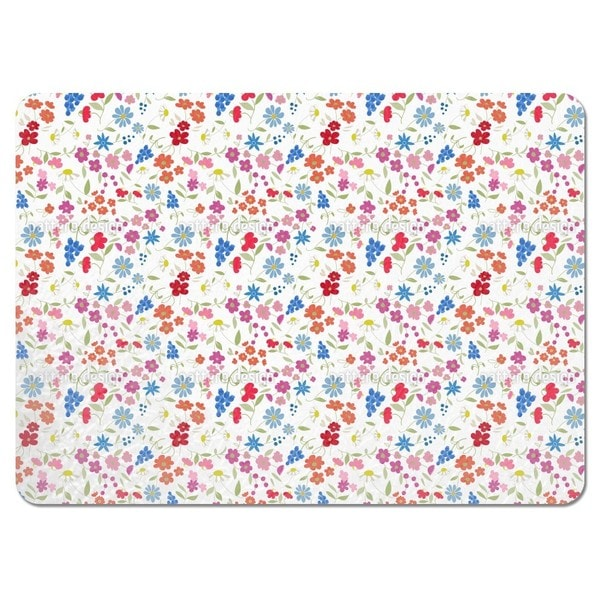My Flower Mix Placemats (Set of 4)