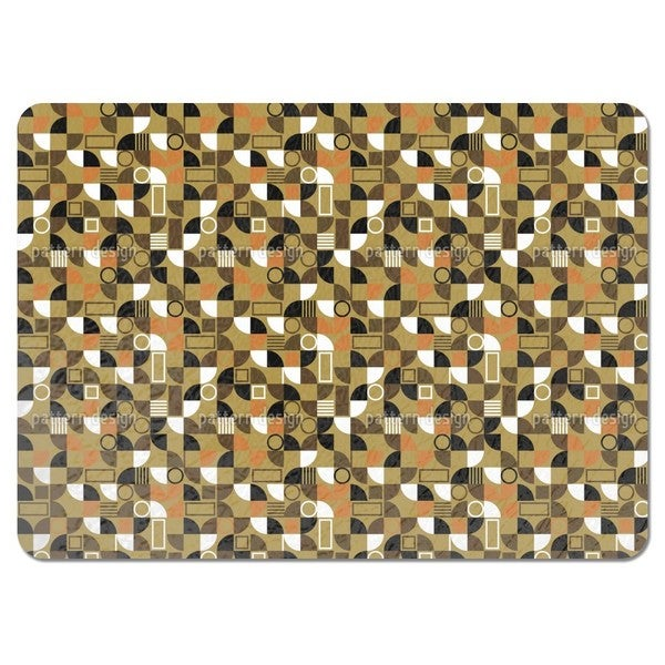 Mosaic Fragments Placemats (Set of 4)