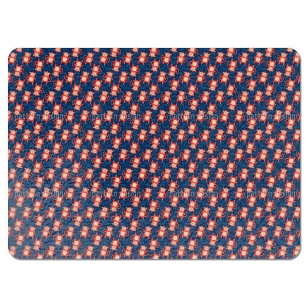 Monkey Times Placemats (Set of 4)