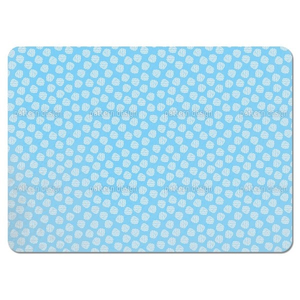 Seems Like Snowing Placemats (Set of 4)