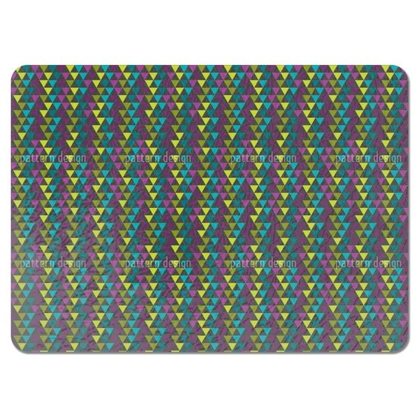 The Matrix of the Triangles Placemats (Set of 4)