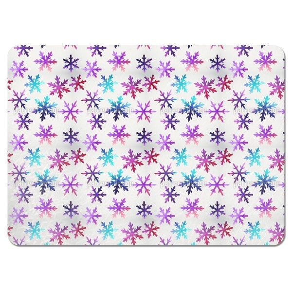 Ice Crystals Placemats (Set of 4) 20800152