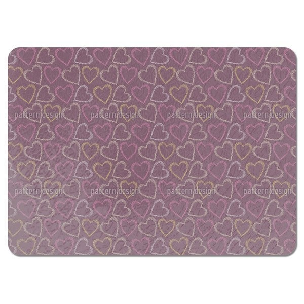 From the Heart Placemats (Set of 4)