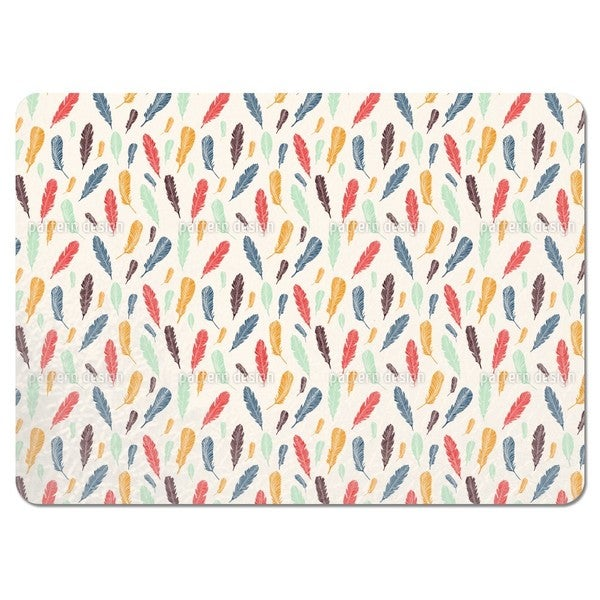 Feathers Placemats (Set of 4)