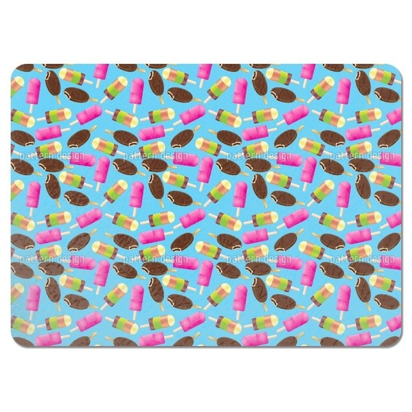 Ice Lollies Placemats (Set of 4)