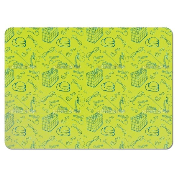 Timeless Traveller Placemats (Set of 4)