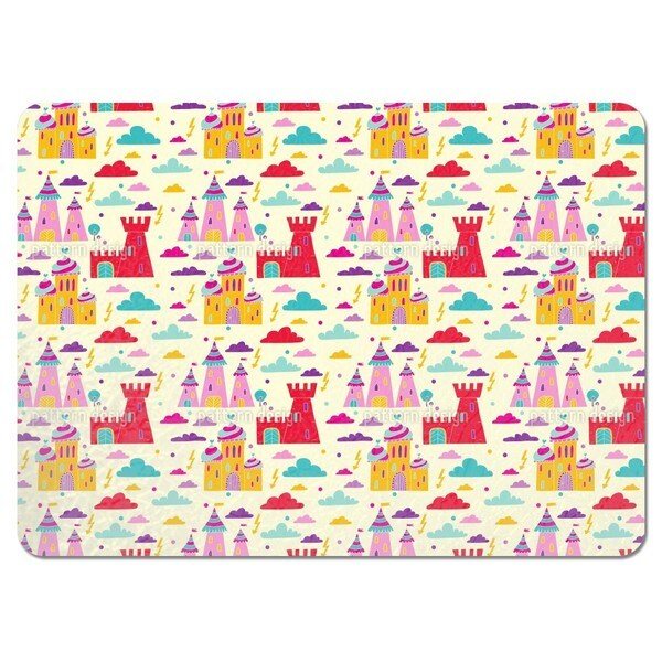Castles in the Sky Placemats (Set of 4)