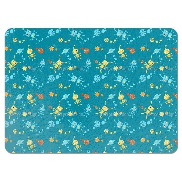 Aliens Placemats (Set of 4)