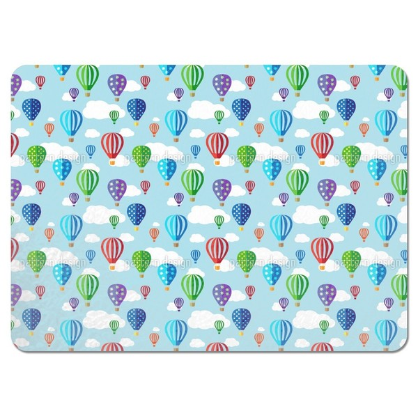 Balloon Riding Placemats (Set of 4)
