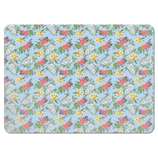 Mixed Bouquet Placemats (Set of 4)