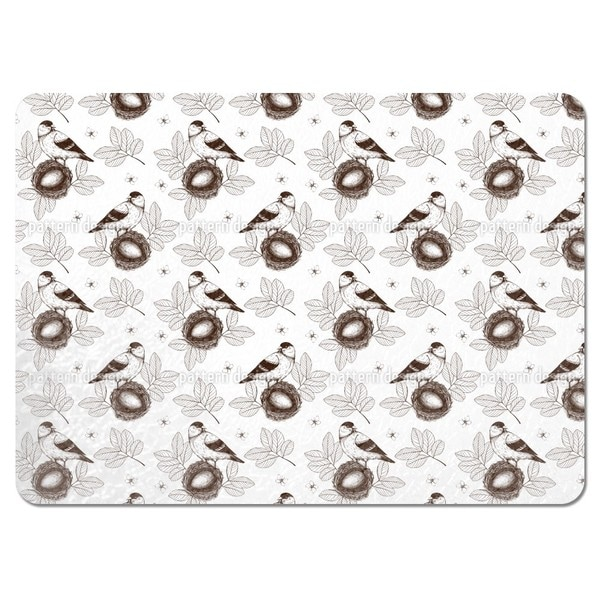 Bird in Nest Placemats (Set of 4)