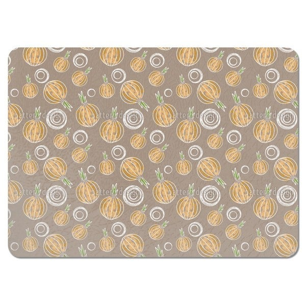 Onion Rings Placemats (Set of 4)