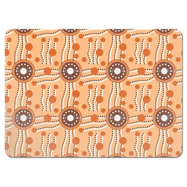 At the Roundabout Placemats (Set of 4)