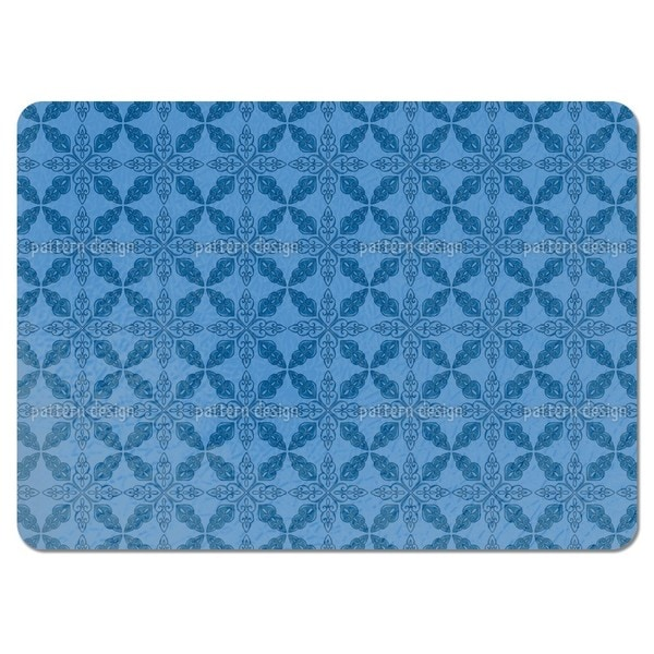 Moroccan Blue Placemats (Set of 4)