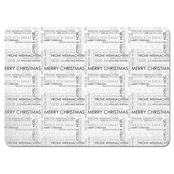Christmas Wishes Placemats (Set of 4)