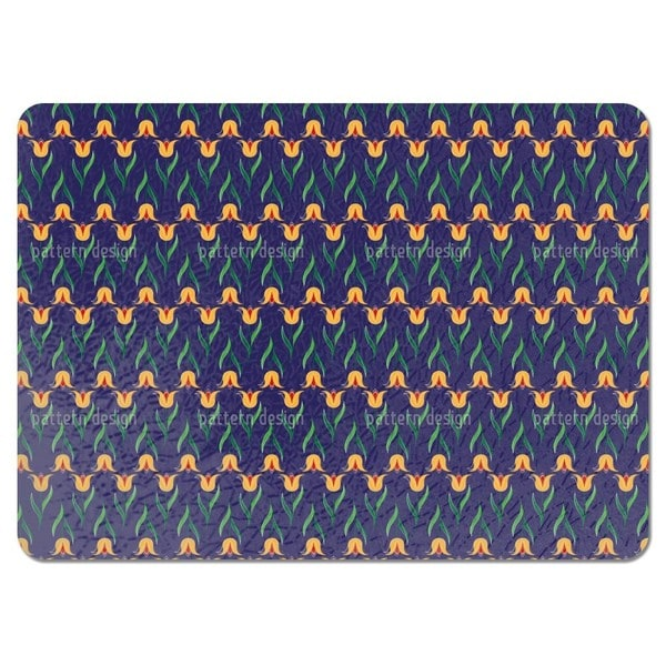 Greeting Tulips Placemats (Set of 4)