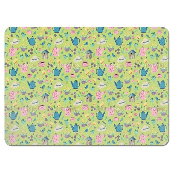 My Sunny Garden Placemats (Set of 4)