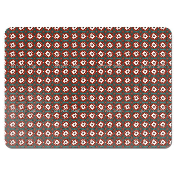 Christmas Star Placemats (Set of 4)