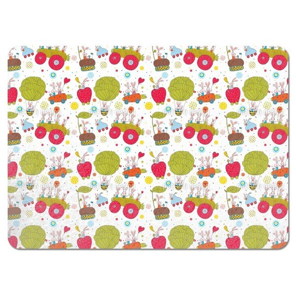 Happy Day Placemats (Set of 4)