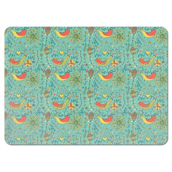 It Was the Nightingale Placemats (Set of 4)
