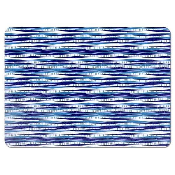 Water Waves Placemats (Set of 4)