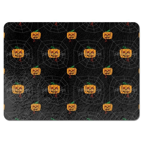 Vampire Pumpkins Placemats (Set of 4)