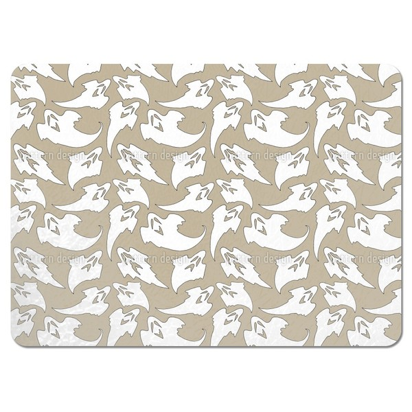 Ghosts Placemats (Set of 4)