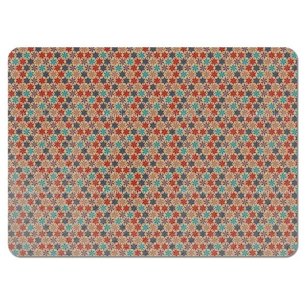 Stars of Cinnamon and Ice Placemats (Set of 4)