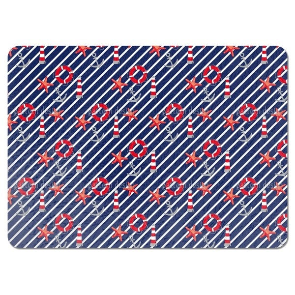 Saint Tropez Placemats (Set of 4)