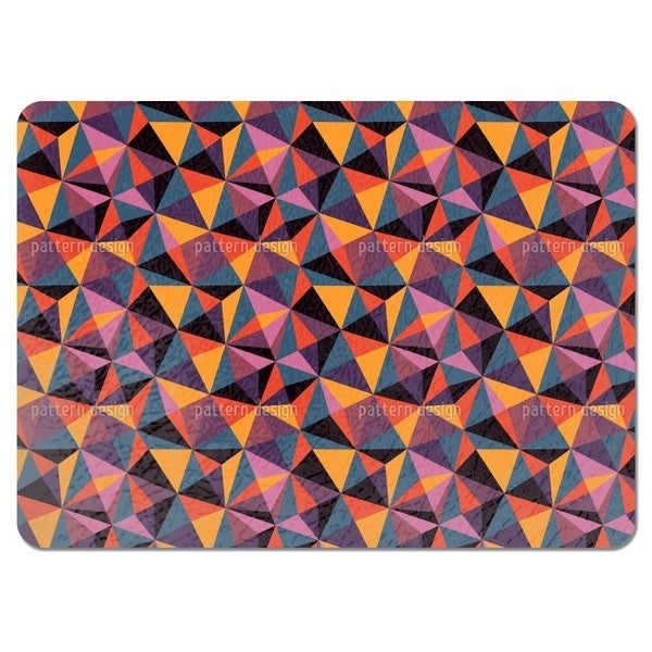Geometry of the Modern Age Placemats (Set of 4)