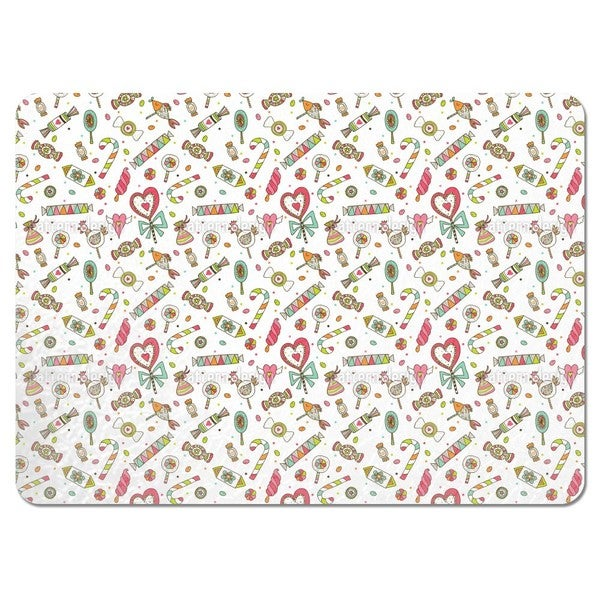 Sweet Temptations Placemats (Set of 4)