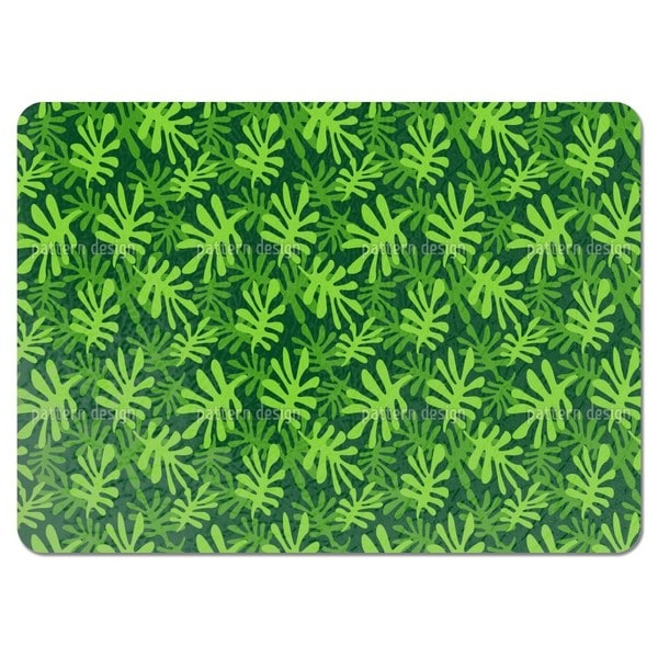 Chlorophyll Placemats (Set of 4)