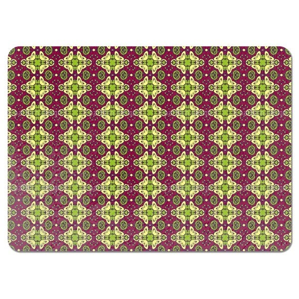 Meeting Point in the Orient Placemats (Set of 4)