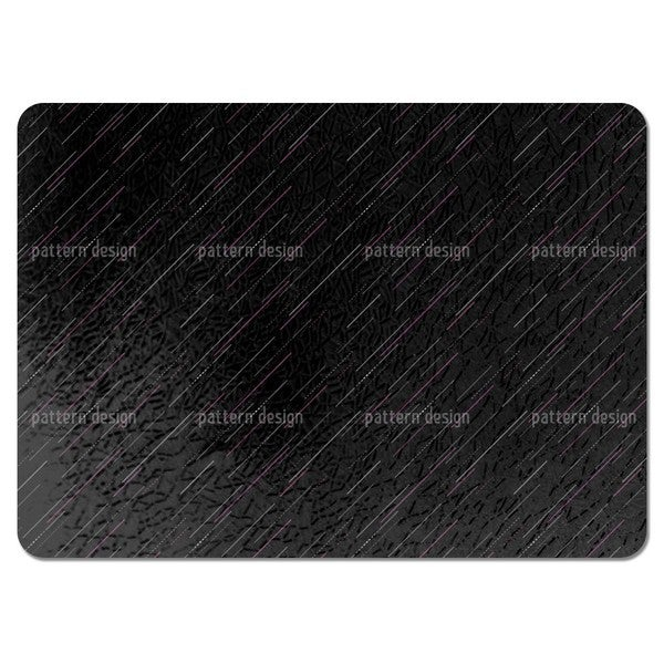 It is Raining at Night Placemats (Set of 4)