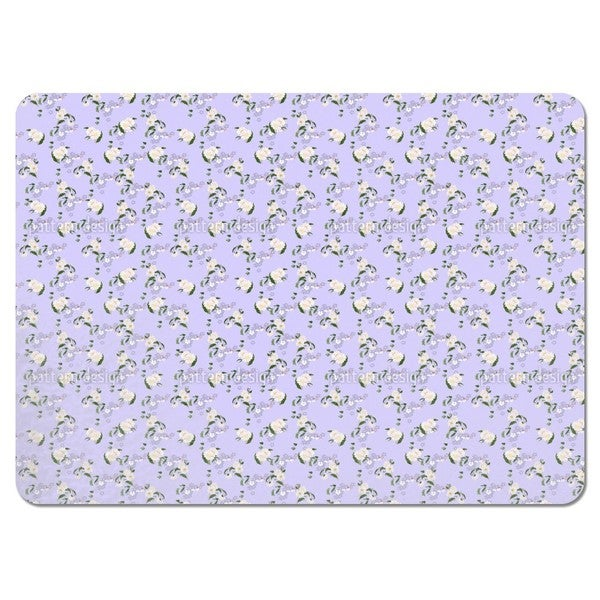 Sweet Daisy Forget Me Not Placemats (Set of 4)