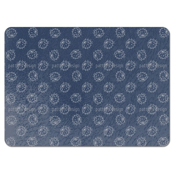Pufferfish Placemats (Set of 4)