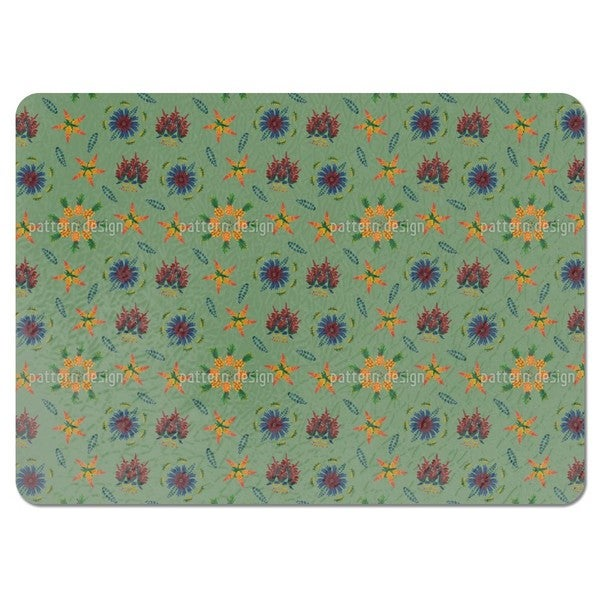 Brazilian Carnival Placemats (Set of 4)