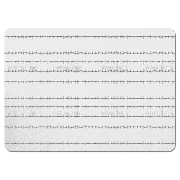 Barbed Wire Placemats (Set of 4)