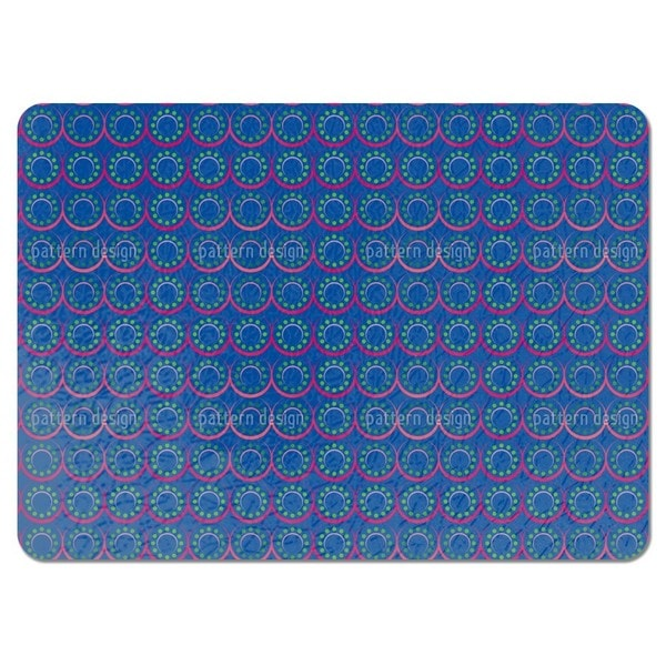 Dots N Rings Placemats (Set of 4)