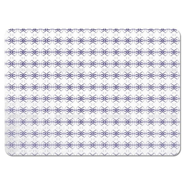 Flower Cups Placemats (Set of 4) 20801728