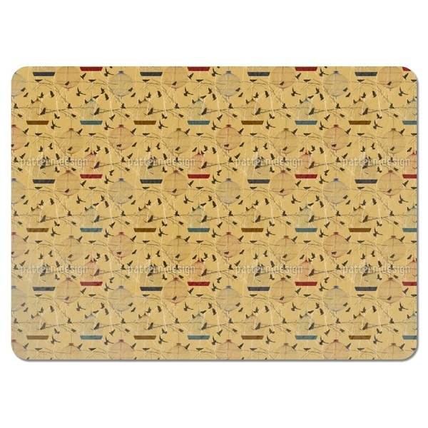 Aviary Placemats (Set of 4)